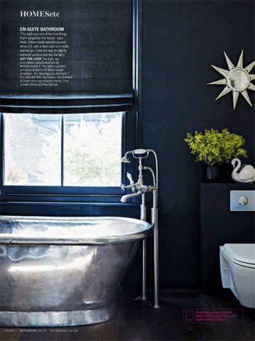 Bathroom at Holly-house.com