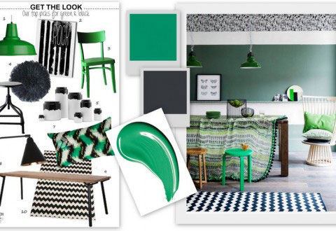 mood board by design lovers blog