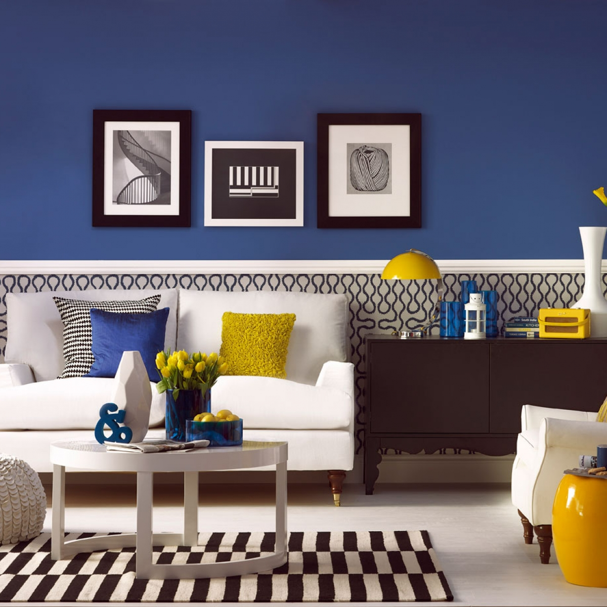 Bright Room: How To Decorate With Bold Colour
