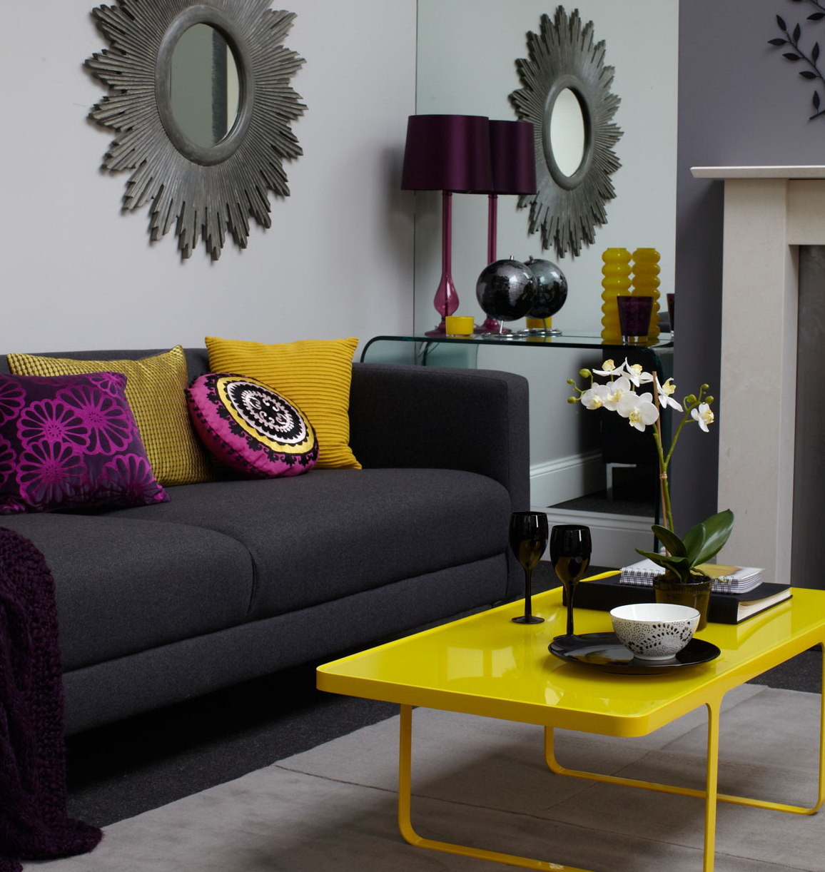 How to choose the right colours for interior design - Color schemes for interior design ...