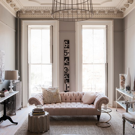 Living Room Ideas Grey: Colour Crush: Pantone Colour Of The Year 2016