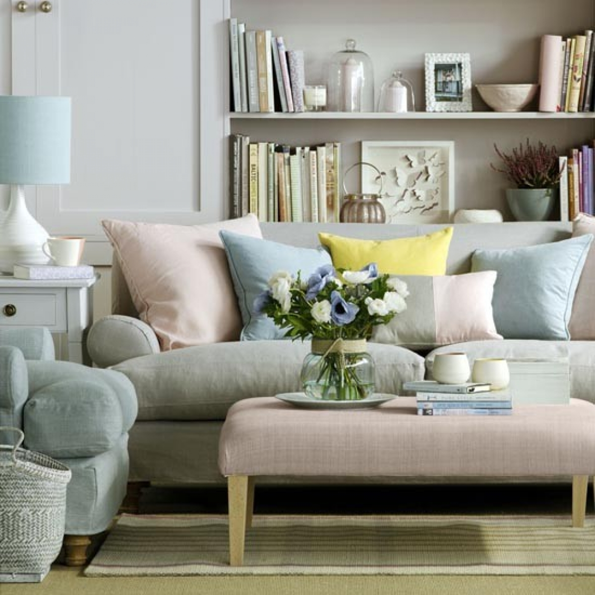 Colour crush pantone colour of the year 2016 sophie for Living room 2016