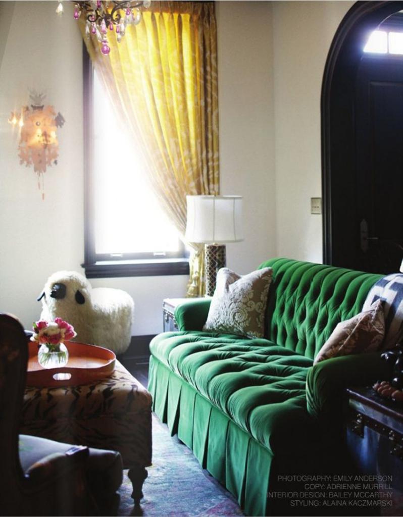 Colour Crush Emerald Green Sophie Robinson