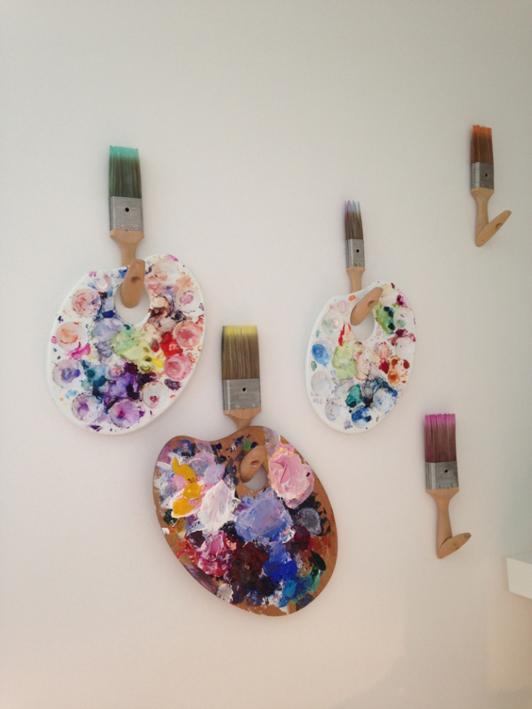 martins paint brush hooks
