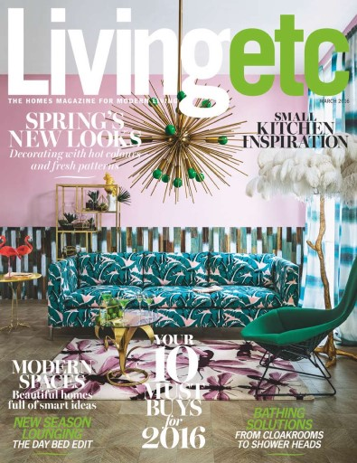 living ect march front cover
