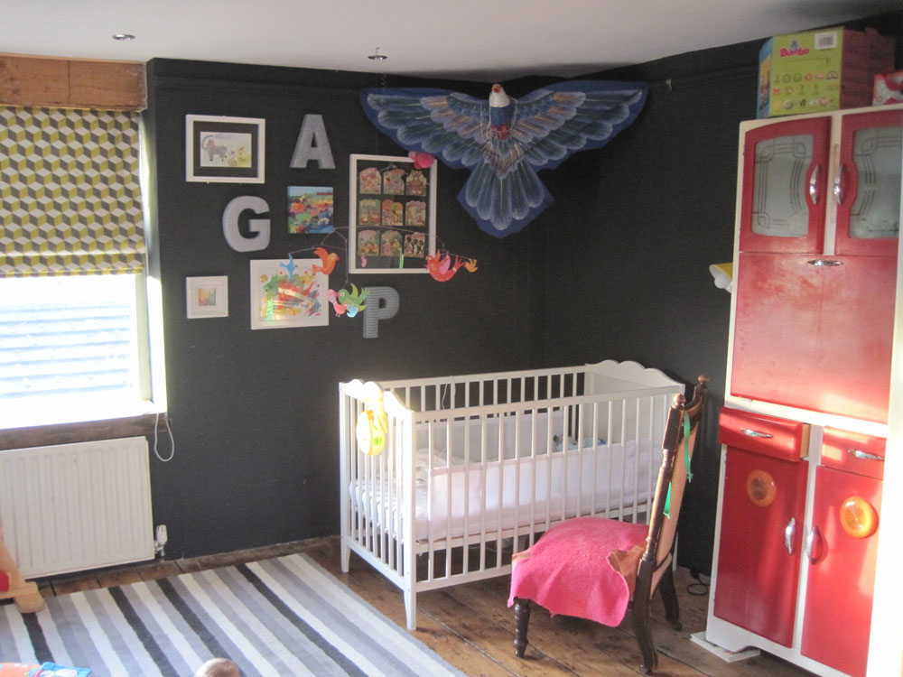 Arthurs-room--nursery designed by Sophie Robinson
