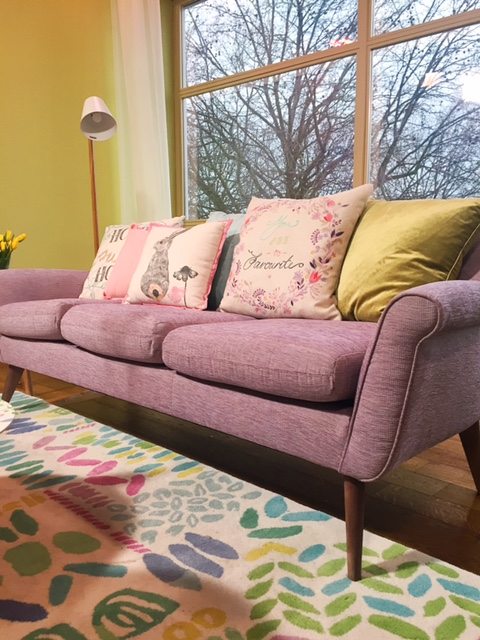 Spring - armchair