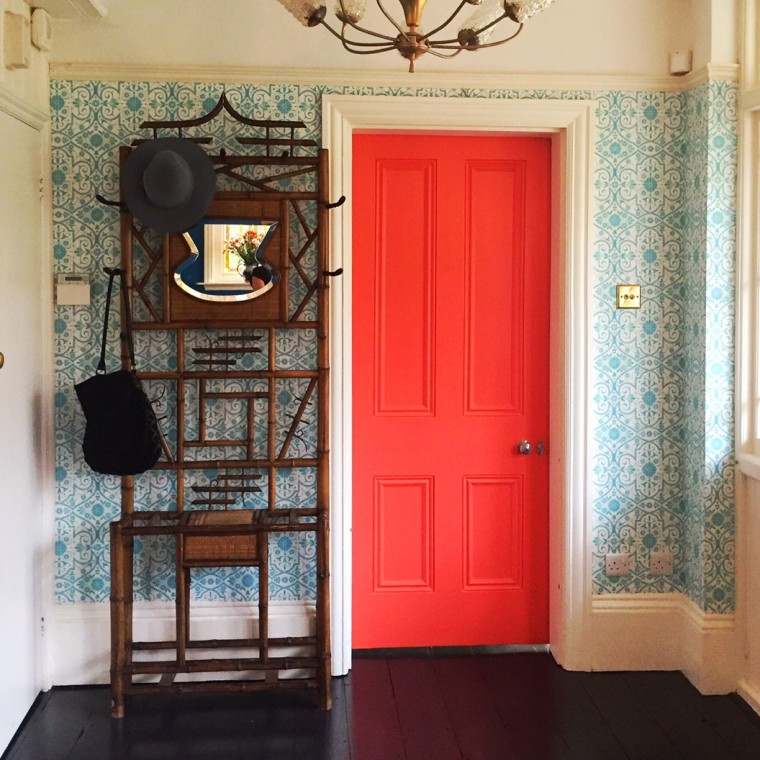 16 Great Ways To Dress Up A Drab Hallway: Sophie Robinson From The Great Interior Design Challenge