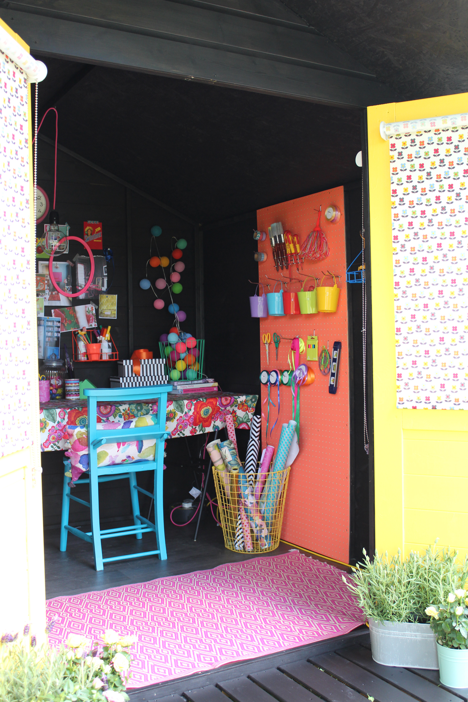 Shed Pictures Design: How To Interior Design A She Shed- Part 2