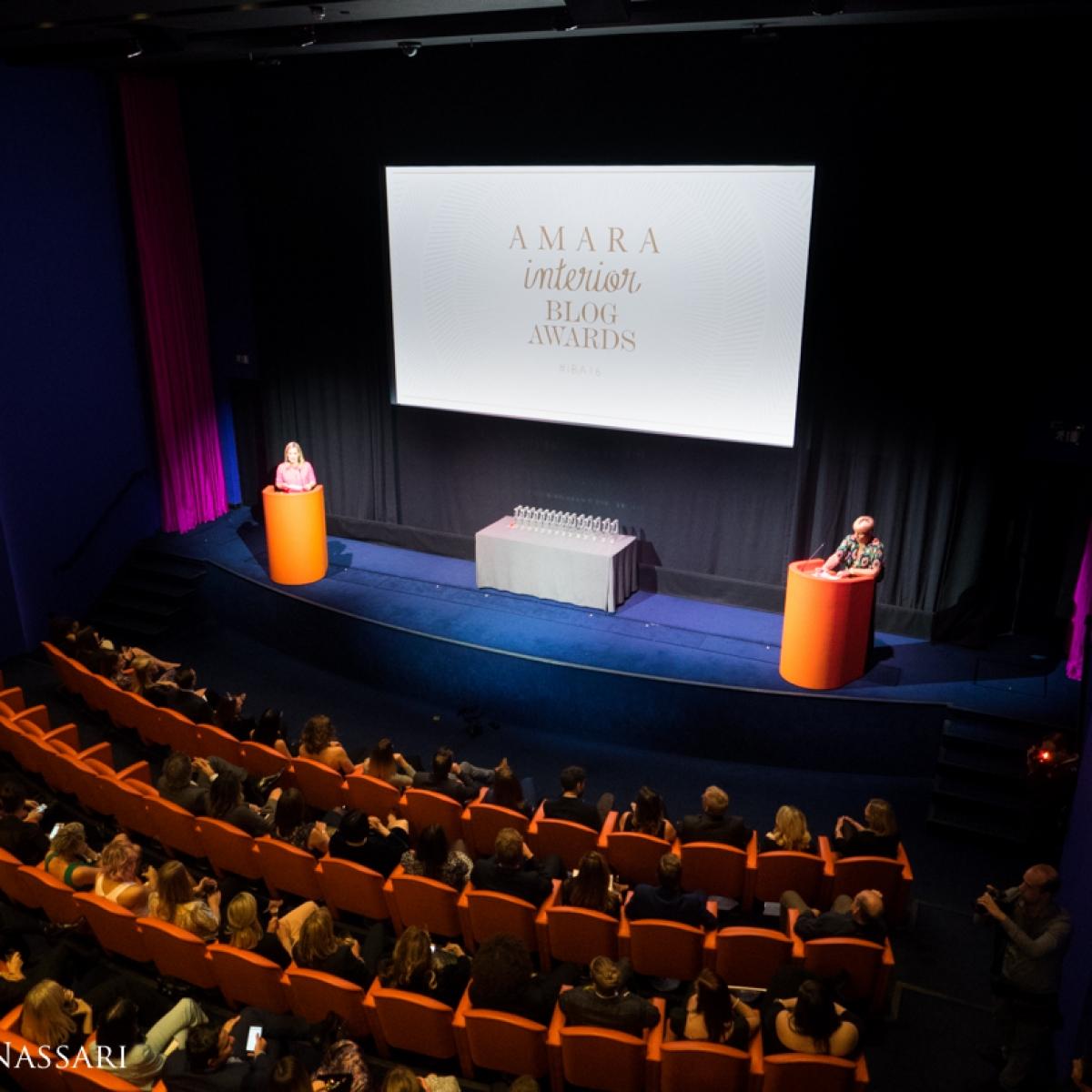 Sophie Robinson hosts the IBA16 Interior blog awards at Ham Yard hotel