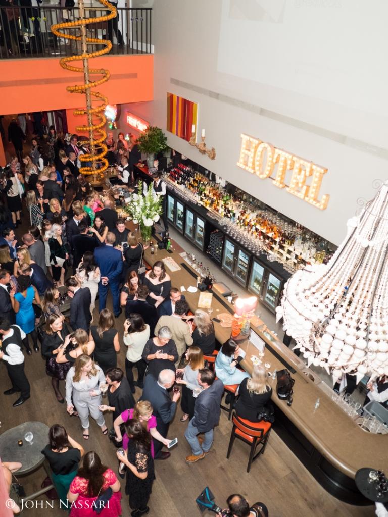 Amara Interior Blog awards hosted at Ham yard Hotel IBA16