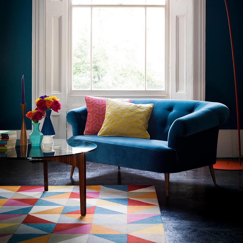 sofacom ad styled by Marie Nichols