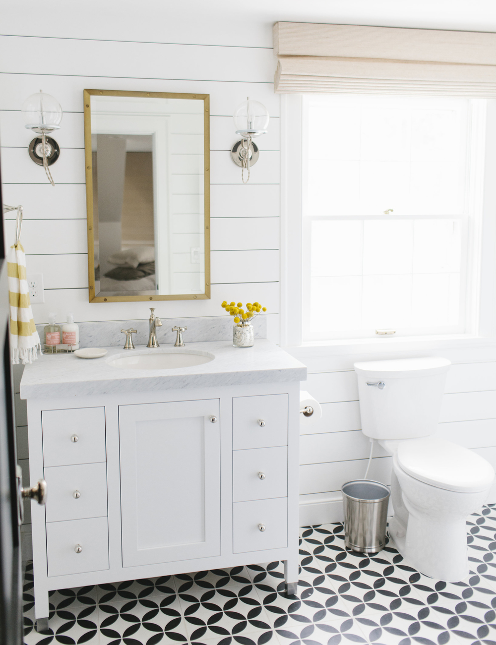 Shiplap bathroom inspiration sophie robinson - Pictures of small bathrooms ...