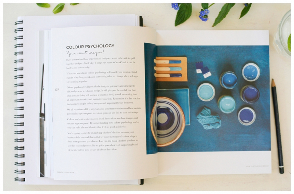 Colour Psychology course for interior designers with Sophie Robinson andFiona-Humberstone-book-How-to-Style-Your-Brand-1-2