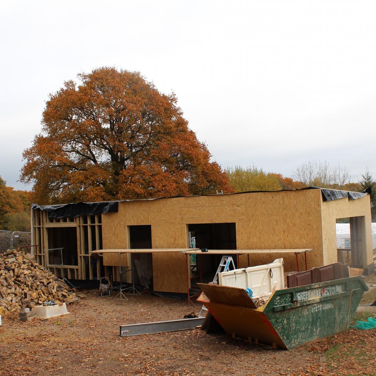 Annex build
