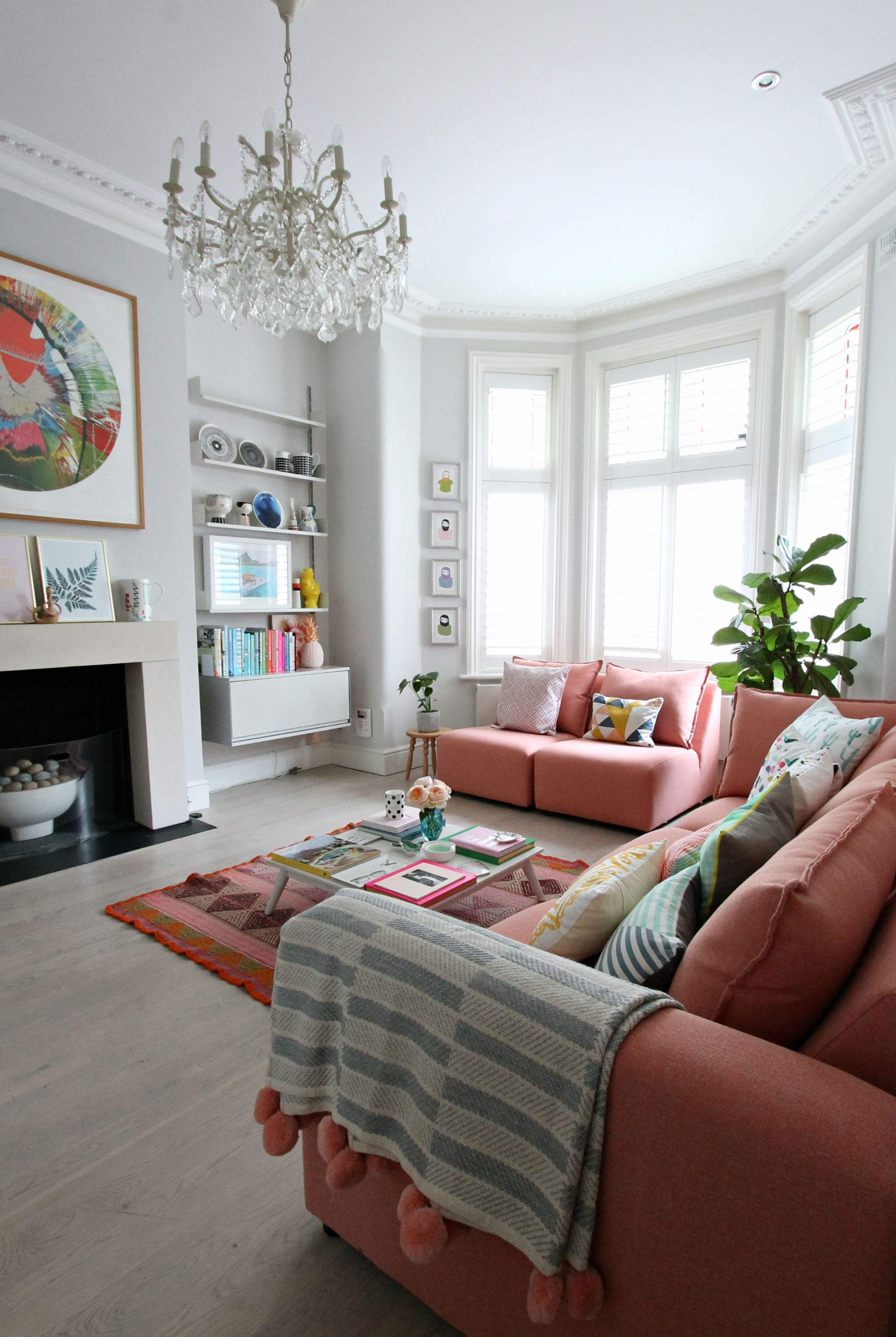 Colour Psychology for Interiors The Spring Personality Sophie