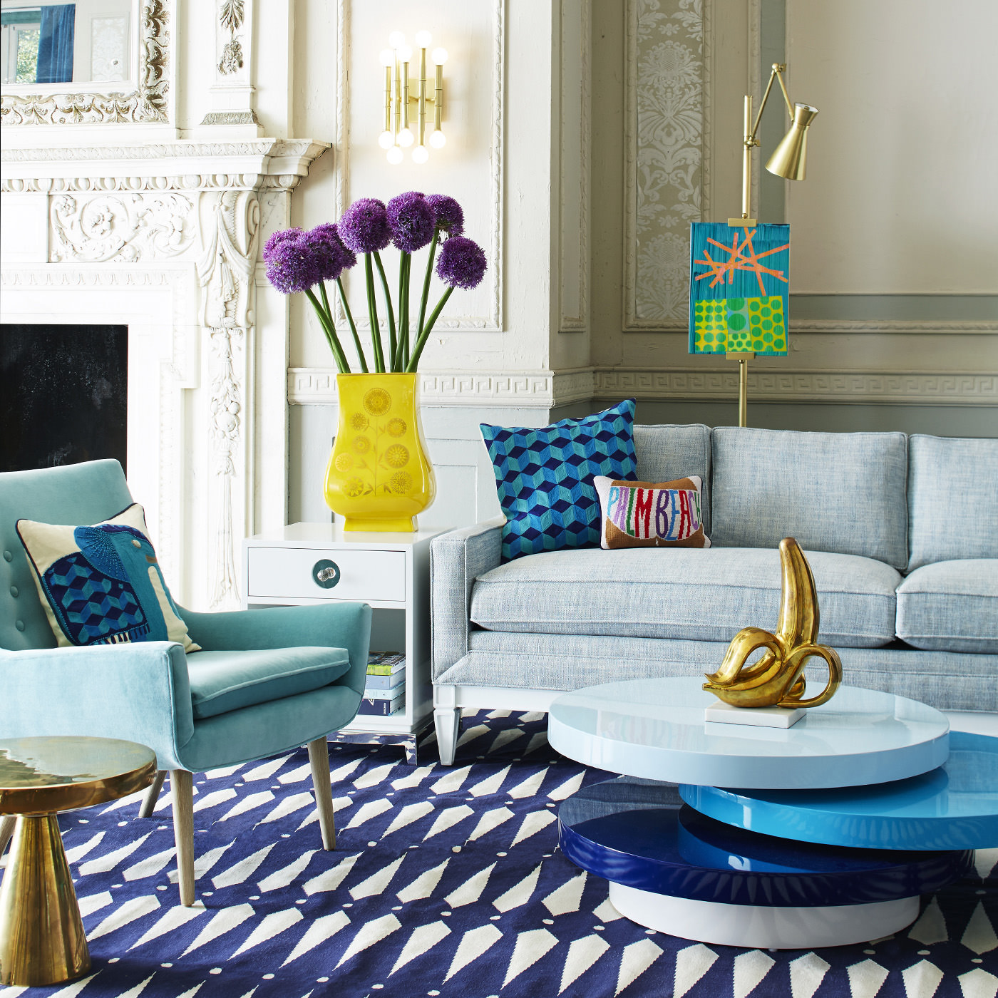 Colour Psychology For Interiors The Winter Personality