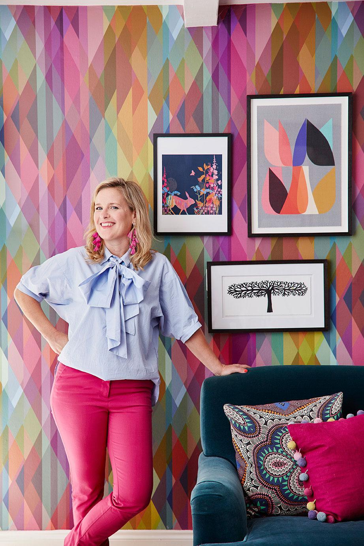 How To Hang Artwork Like An Interior Designer Sophie