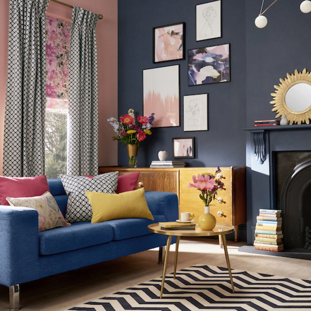 I want that style the design process sophie robinson - Become an interior designer online ...