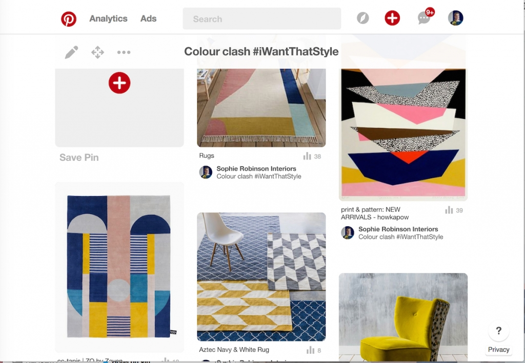 Creating a pinterest board is an essential first step to forming your ideas around your interior room sheme. I always do a pintererst board beforemovingonto a mood board