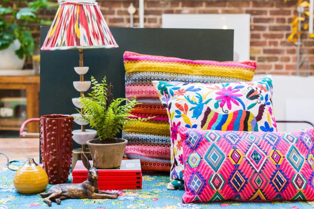 Interior styling workshop by Sophie Robinson