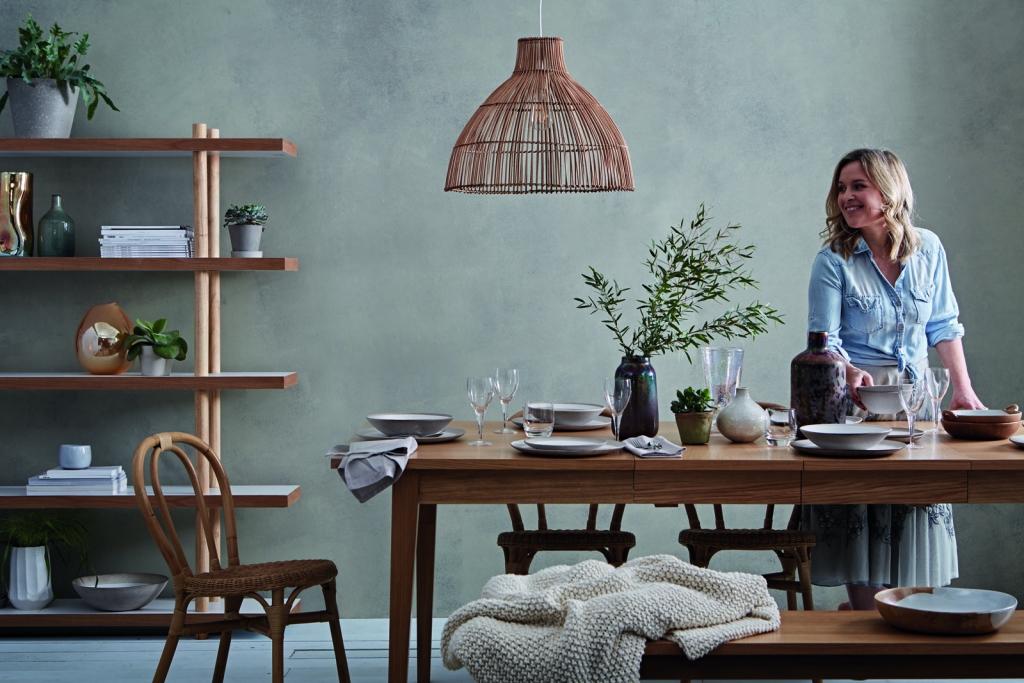 Interior designer Sophie Robsinons discusses the Summer personality and interior design