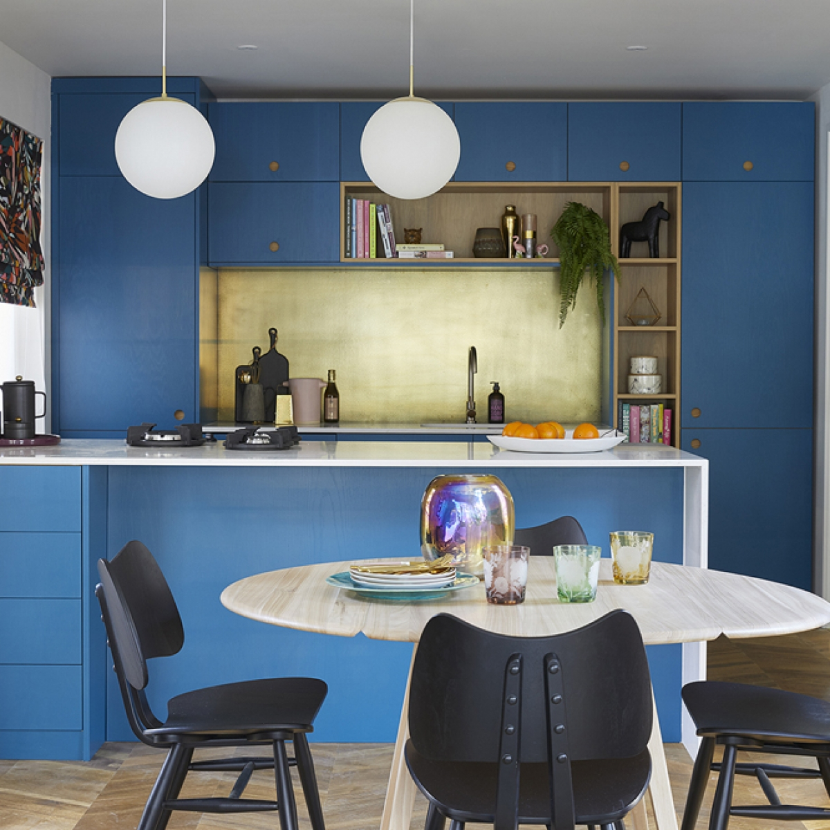 The Ideal Home Show Innovation home kitchen revealed! – Sophie Robinson