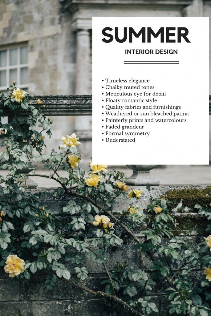 Colour psychology summer personality interior design check list by interior designer sophie robinson