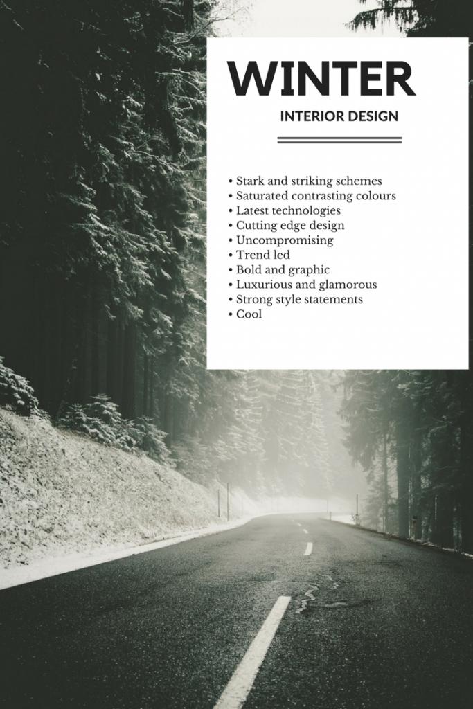 Colour psychology winter personality interior design checklist by interior designer sophie robinson