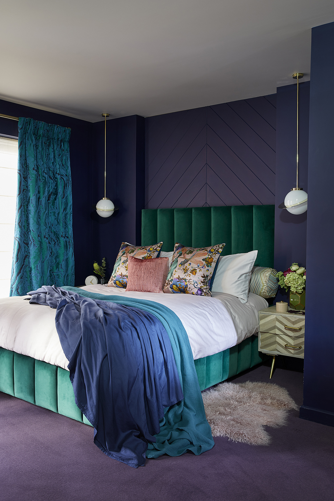 How to pick the perfect colour for your bedroom – Sophie ...