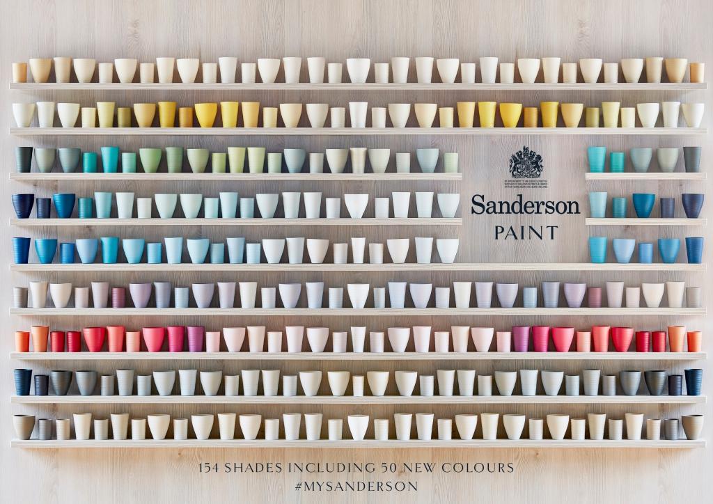 sanderson paint palette