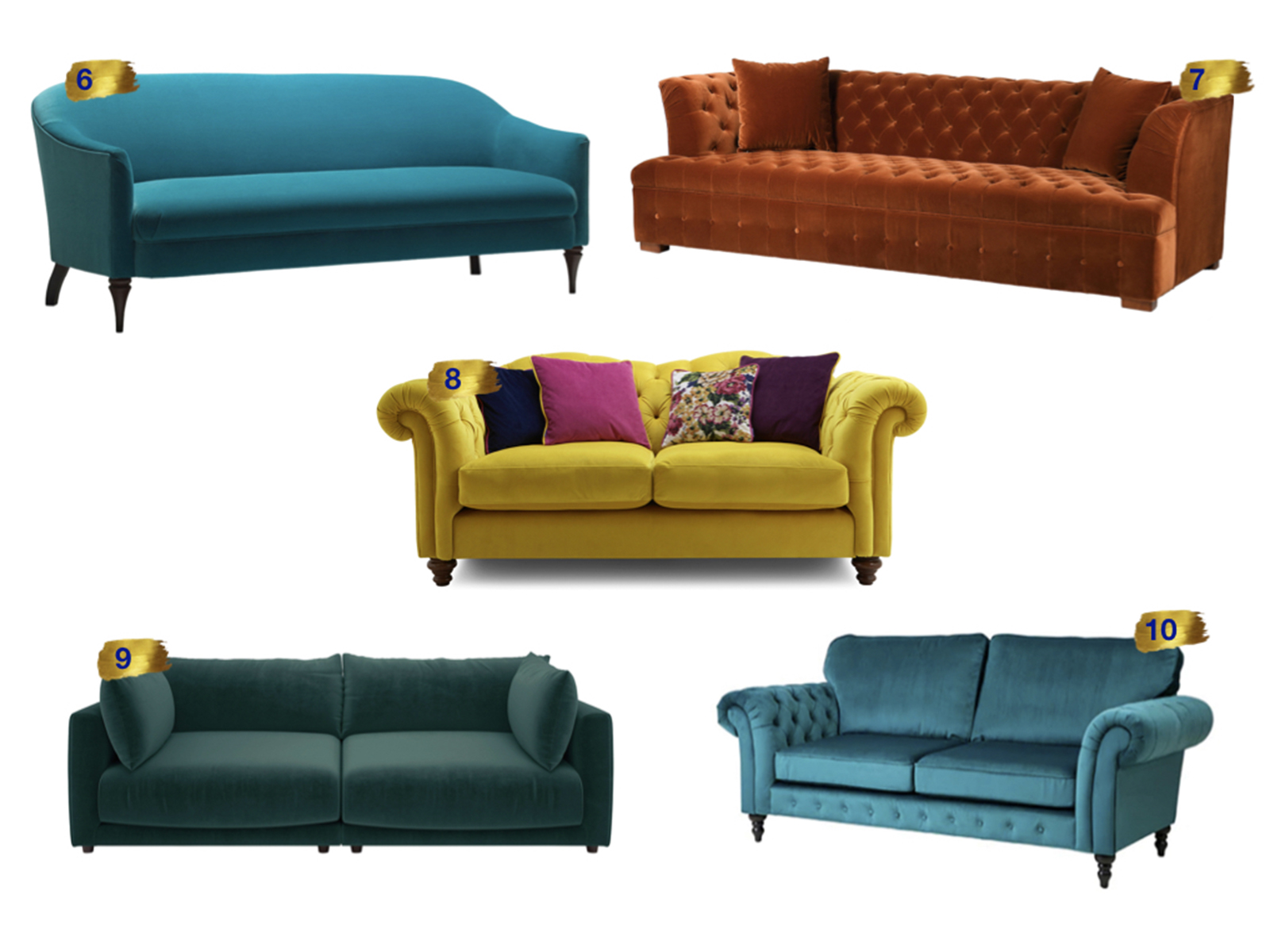 Should You Buy A Velvet Sofa Sophie Robinson