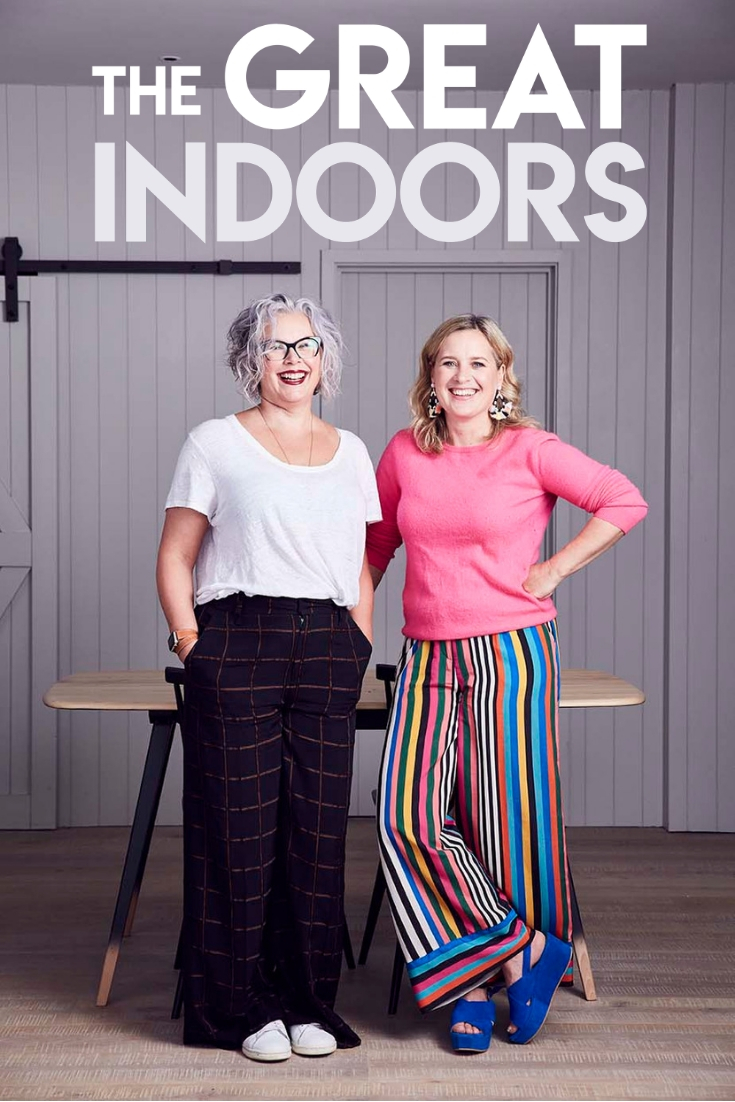 interior designers Sophie Robinson and Kate Watson Smyth present the interiors podcast The Great Indoors, discussing why white paint should be banned as a decortaing colour, how to shop consciously for your eco interior and how to plan and decorate an open plane space. And some juicy design crimes thrown in