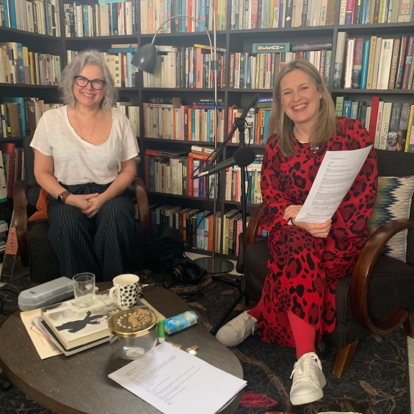 Interior design podcasters Sophie robinson and Kate watson Smyth discuss all things interior design and how to make it work in your home in their podcast The Great Indoors