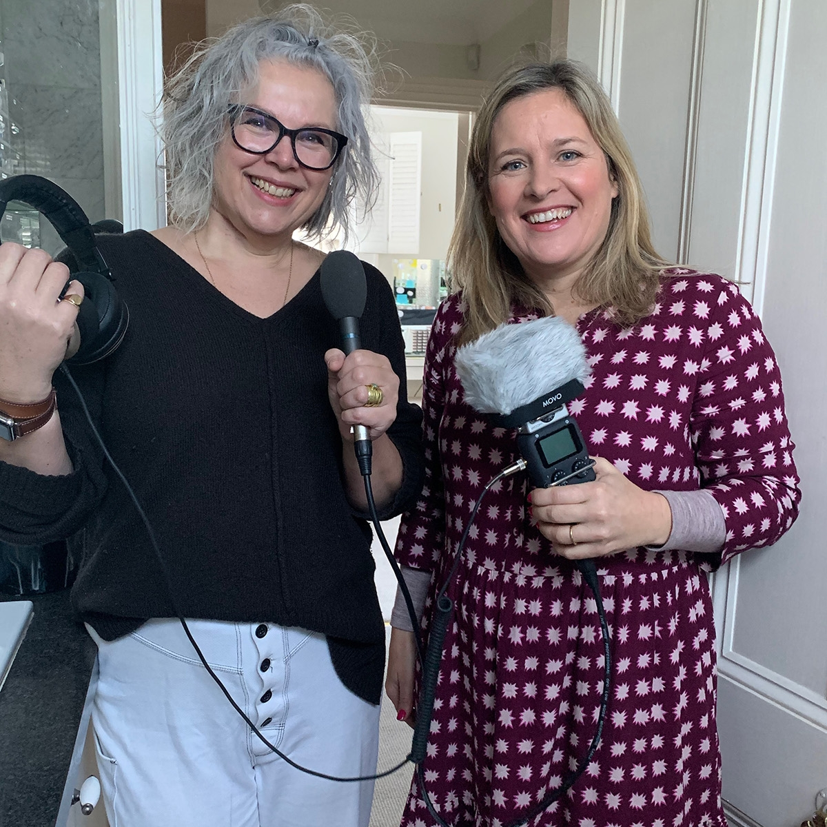Another episode of the Great Indoors podcast recorded with Kate Watson-Smyth and Sophie Robinson. Discussing all things interiors as well as helpful and informative design advice. #sophierobinson #podcast #interiordesign #dfs