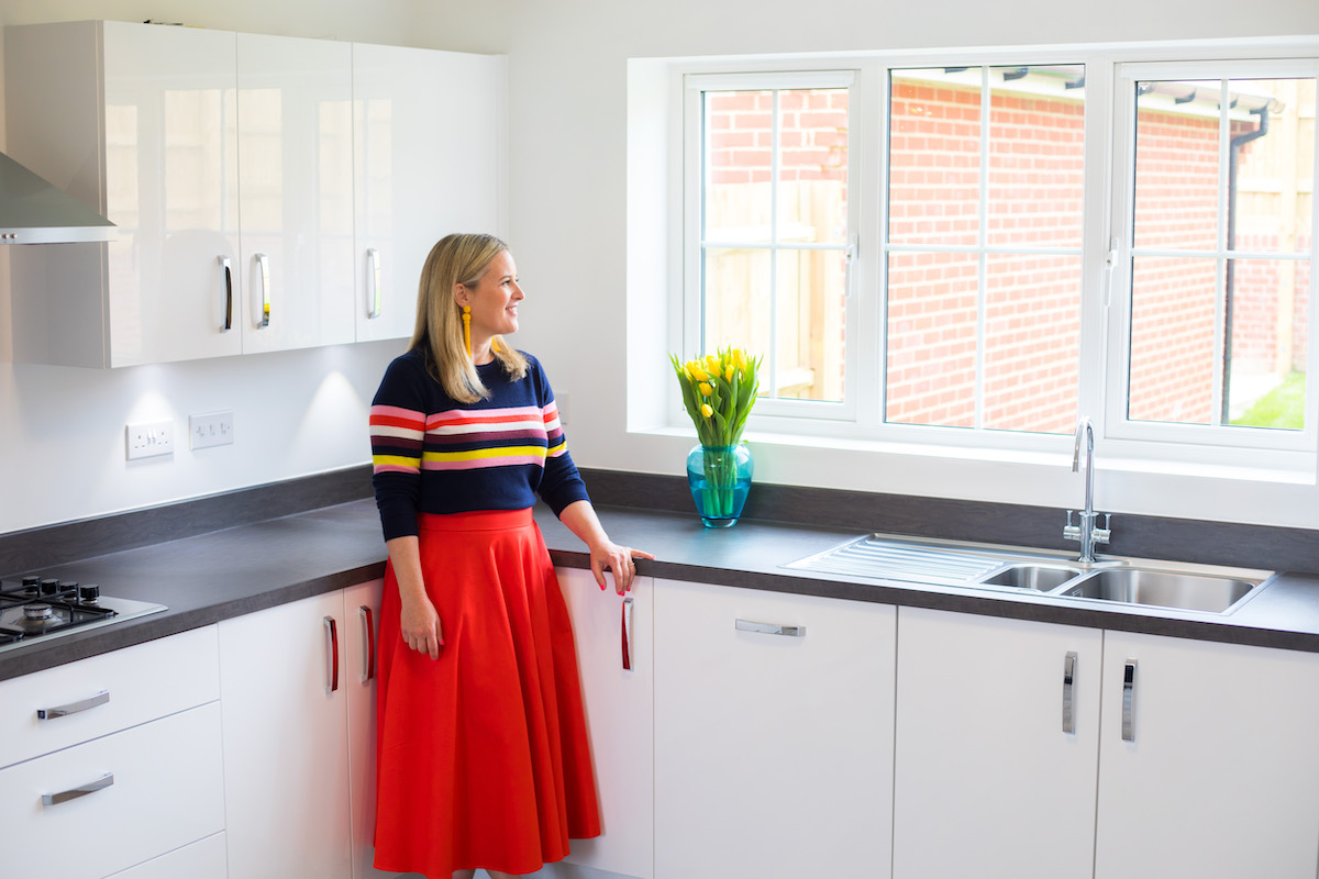 a white kitchen is a blank canvas, sophie robinson shows you how to add personality and style to a white room