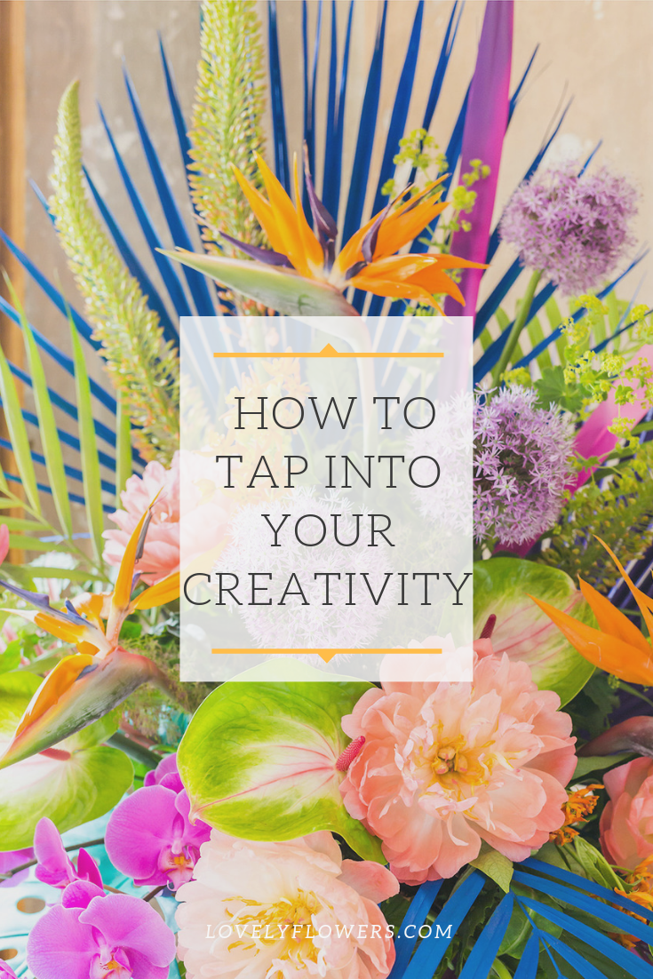 how to tap into your creativity by interior designer Sophie Robinson shows you how to get started in your design project