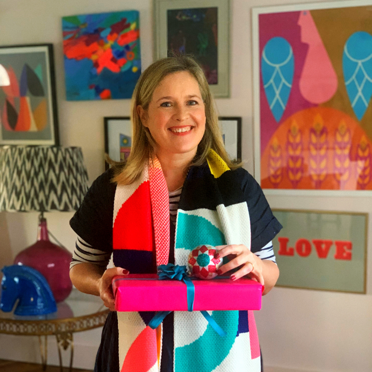 christmas gift guide for colour lovers is sophie robinsons hand picked gifts to brighten up this christmas with colour